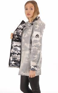 Imperméable  Kianuko PVC Camouflage