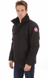 Parka Forester Black
