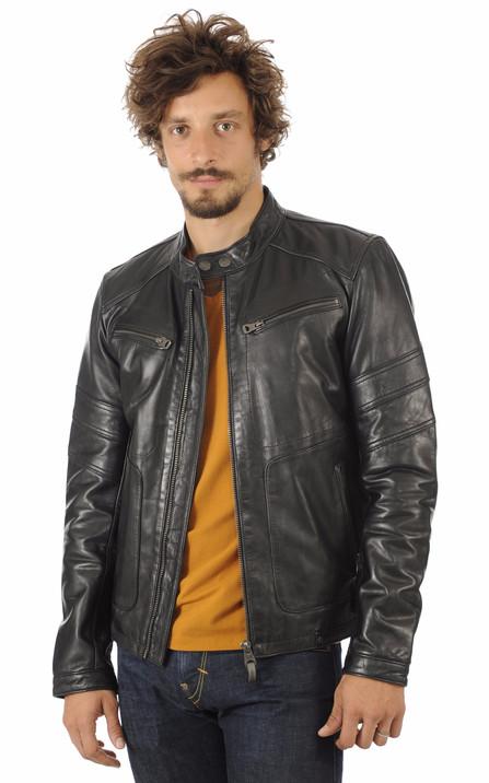5f53c5c0e0080 Redskins Homme | Blouson cuir, veste en cuir Redskins pour homme