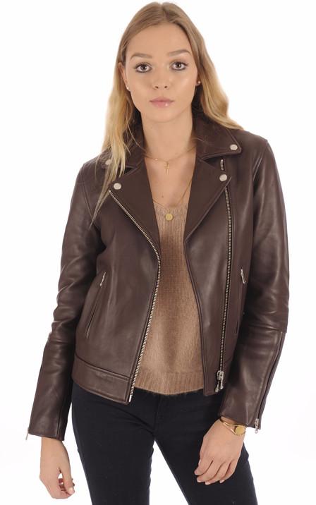 Perfecto Cuir Femme - Schott, Oakwood, Redskins +100 modèles - La ... aac0c15b90df