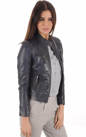 31c32a75f0bf3 Collection Cuir Femme - La Canadienne, blousons cuir, vestes et ...