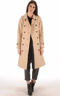 Trench POPPY Beige Waterproof