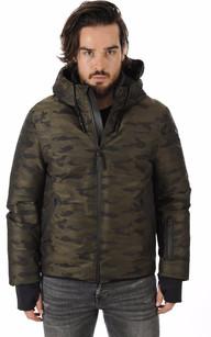Doudoune Isidro Camouflage1