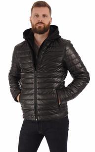 Veste cuir oversize – Modèles coûteux de vestes