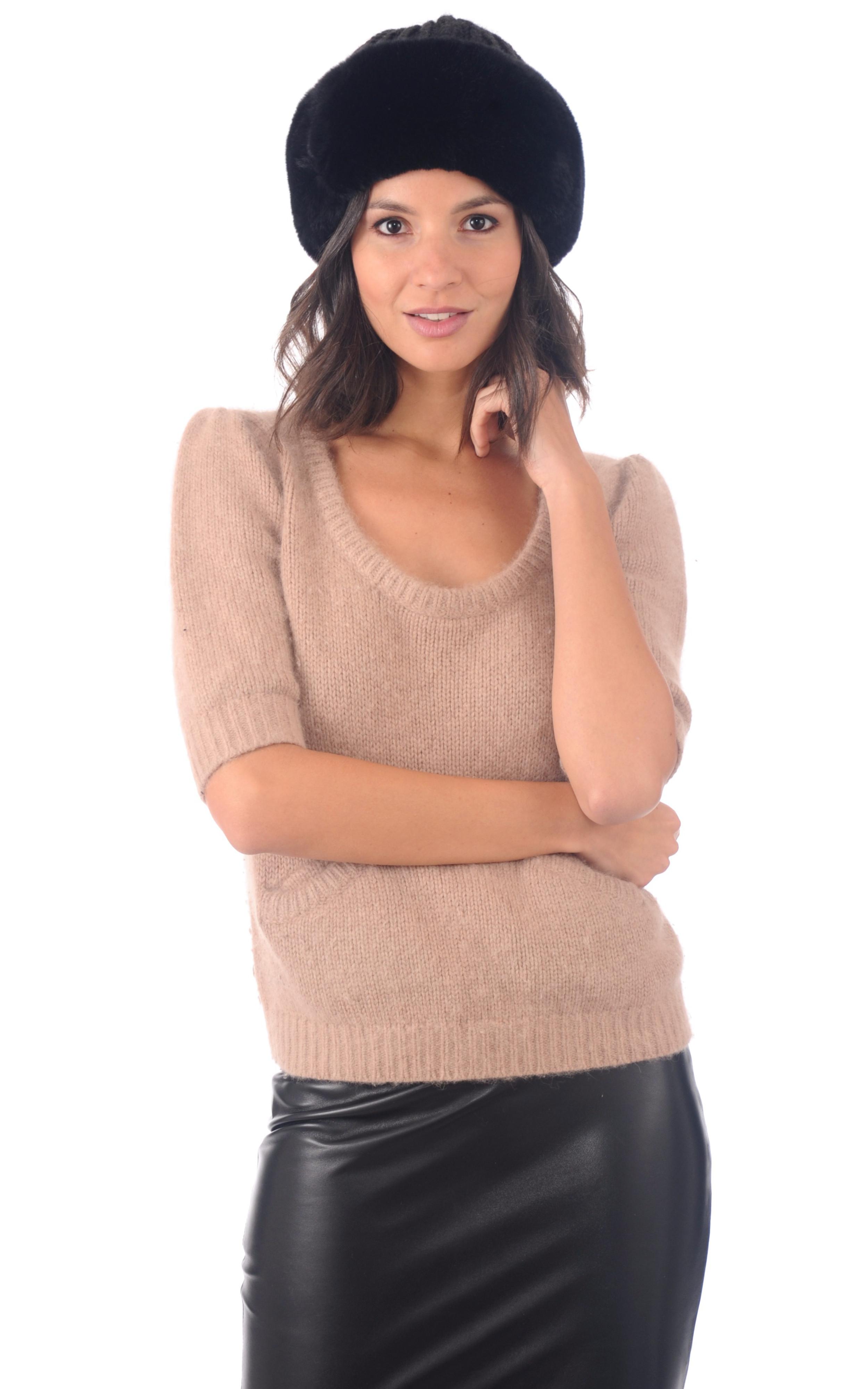 Toque Textile & Fourrure Hpi