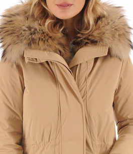 Parka WS Military Camel Woolrich