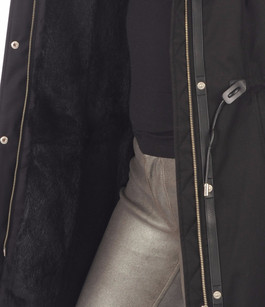 Doudoune Anabel noire Mackage