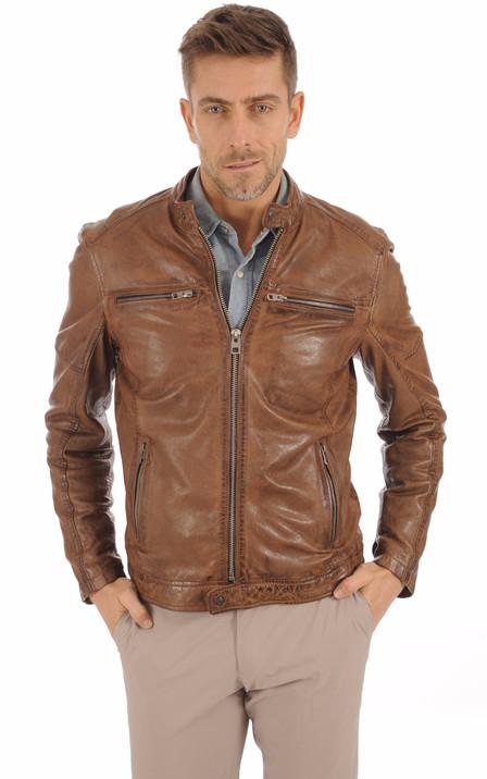 226449085 Oakwood Homme | Blouson cuir, veste en cuir Oakwood - La Canadienne