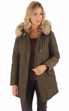 Doudoune 2479 ARTIC PARKA Dark Green1