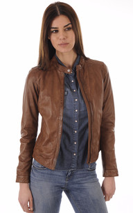 Veste cuir femme occasion belgique