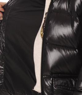 Doudoune Authentic Jacket Noire Fille Pyrenex