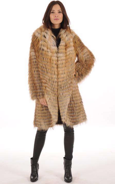 chaussures de sport 70c1e b2b88 Manteau en fourrure pour femme | La Canadienne