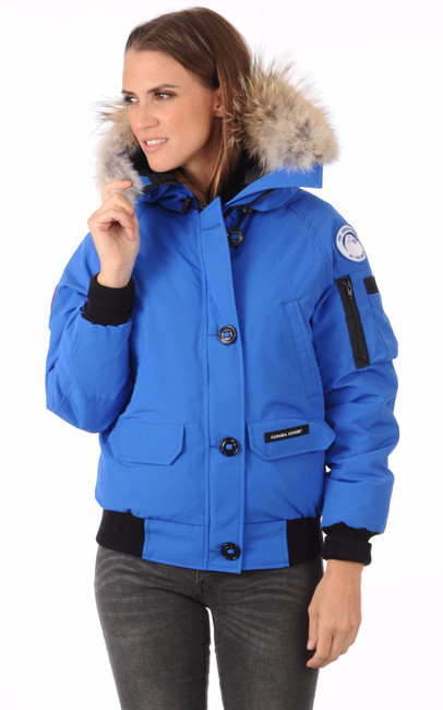 doudoune chilliwack pbi femme canada goose la canadienne doudoune parka textile bleu. Black Bedroom Furniture Sets. Home Design Ideas