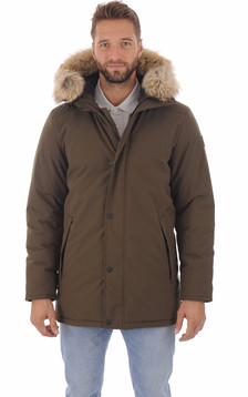 Parka Mont-Royal Kaki1