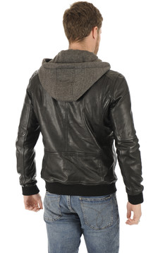 Veste Jimmy noir