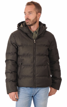 Doudoune Spoutnic Jacket Military1