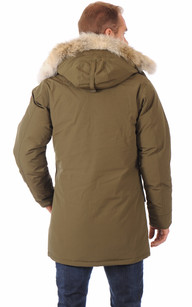 Parka Langford Military Green