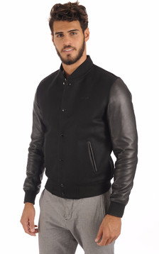 Teddy LC Baseball Black1