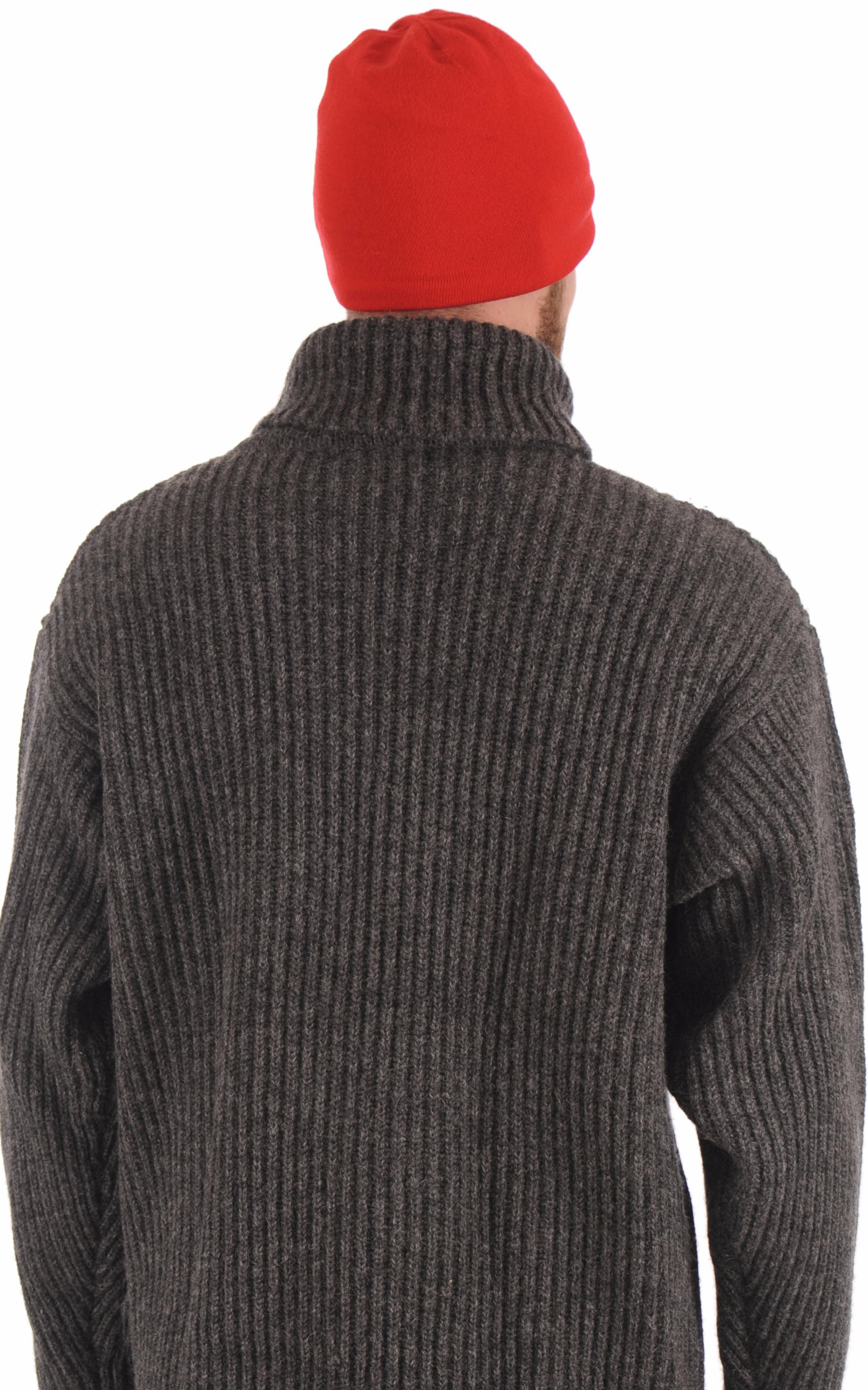 Bonnet Standard rouge Canada Goose