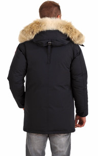 Parka The Chateau Navy