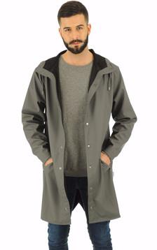 Imperméable 1202 gris homme1