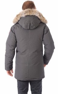Parka The Chateau Graphite