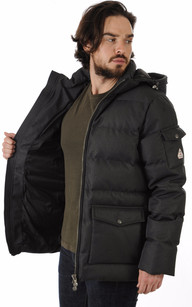 Doudoune Authentic Jacket Drill Grise Homme
