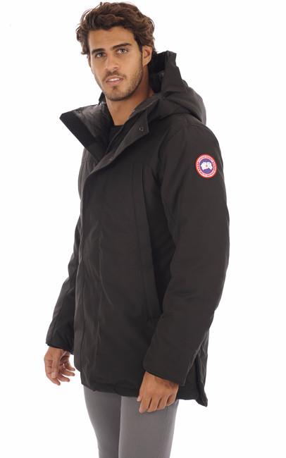 Parka Sanford noire Canada Goose