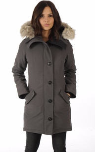 Parka Rossclair Graphite