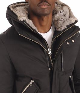 6861ef2cf Doudoune Courte Dixon-X Noir