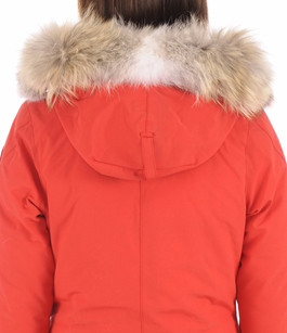 Parka Victoria Red Canada Goose