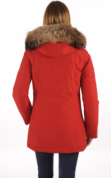 Parka WWCPS1447 ARTIC Rouge