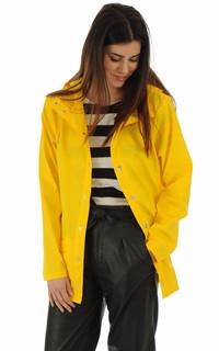 Rains - Imperméable 1201 jaune femme