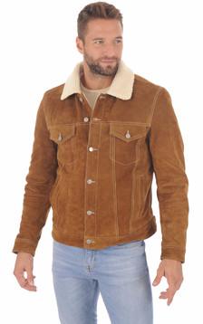 Veste Retro Homme Style Jean1