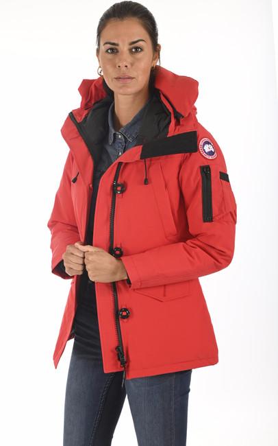 Parka Montebello rouge Canada Goose