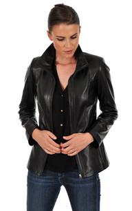 Manteau Cuir femme – Manteaux cuir – La Canadienne