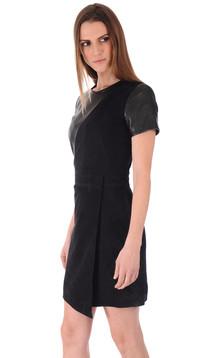 Robe Noire Bimatière