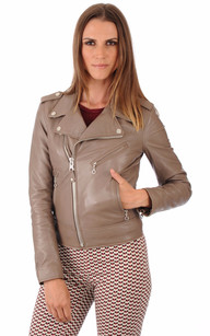 Blouson LCW1601D Taupe1