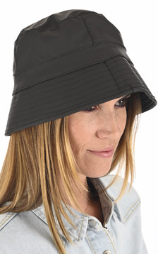 Bob Bucket Hat noir