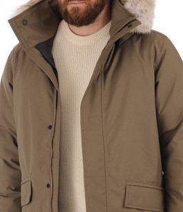 Parka Champlain kaki Quartz Co