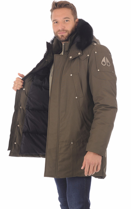 bons plans sur la mode collection de remise super service Doudoune chaude & parka fourrure homme | Canada Goose ...