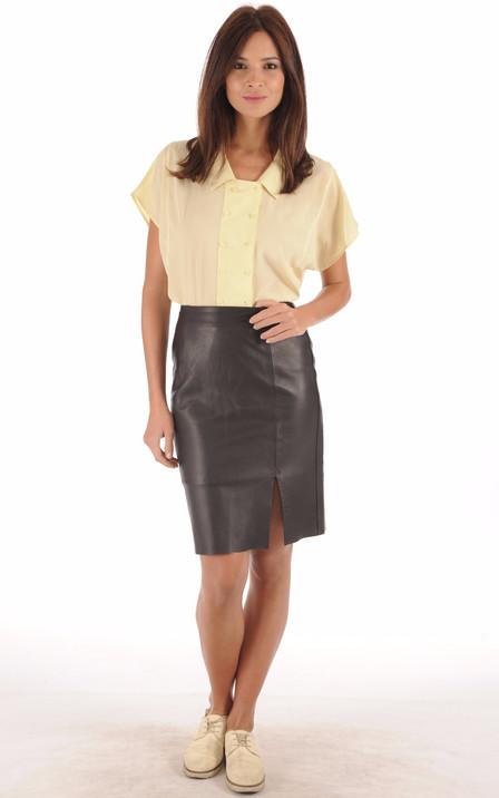 394da29fe34a6f Jupe Femme, tous les styles de vêtements cuir, blousons et ...
