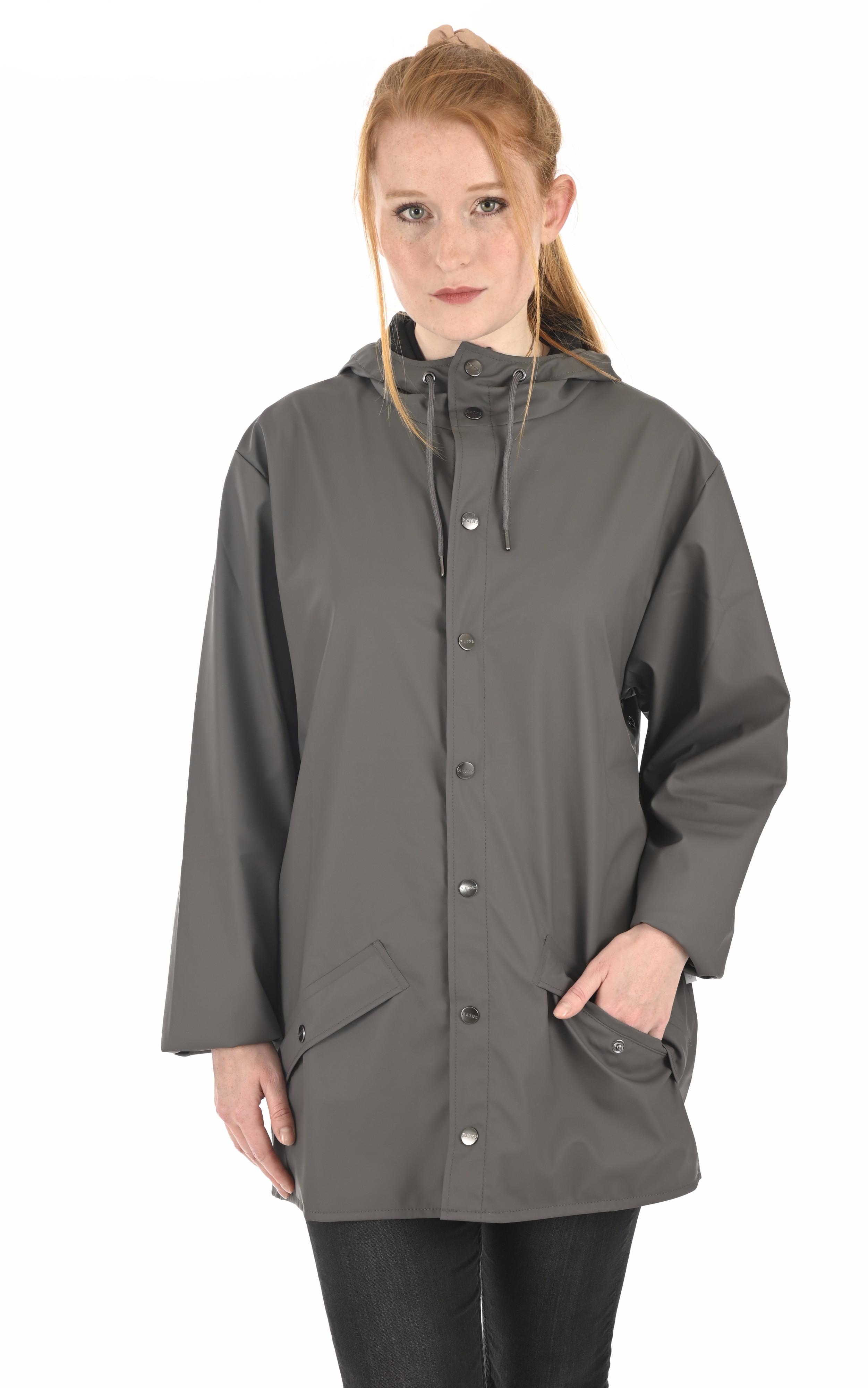 Imperméable 1201 gris Rains