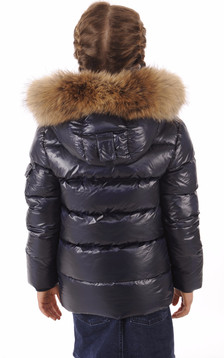 Doudoune Authentic Jacket Amiral Fille