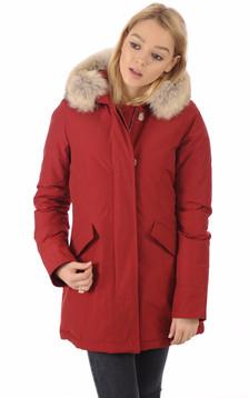 Parka W'S Arctic Rouge Cherry1
