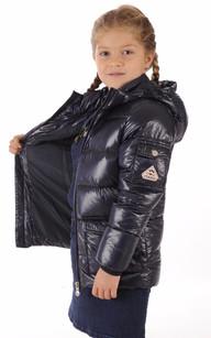 Doudoune Authentic Jacket Amiral Fille