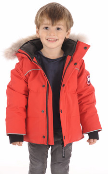 Parka SNOWY OWL Rouge