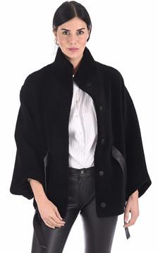 Cape laine noir
