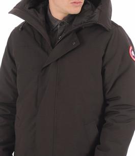 Parka Garibaldi Noire Canada Goose
