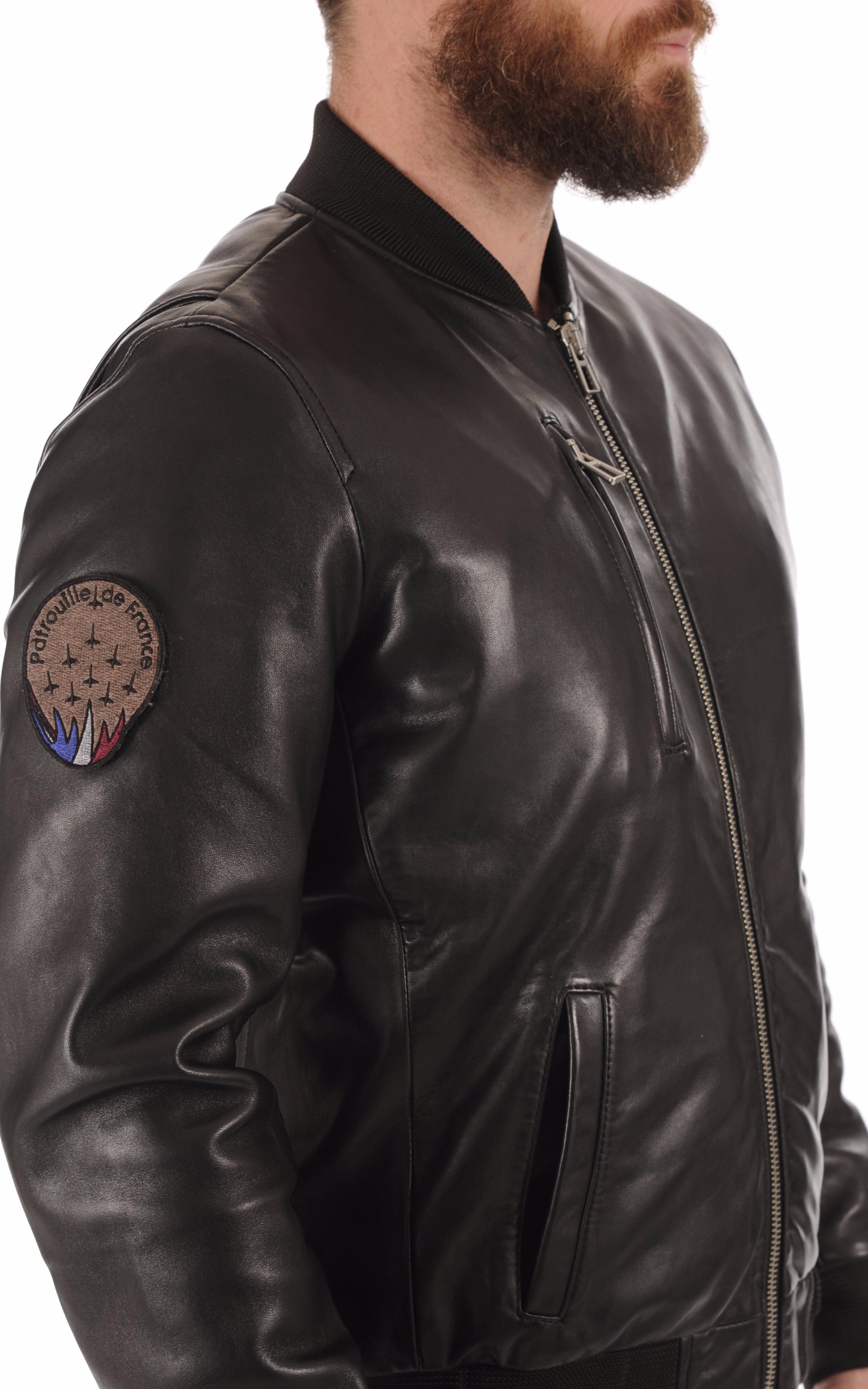 Teddy Rick Patrouille de France noir Patrouille de France